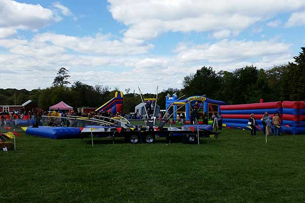 Outdoor Carnival Event