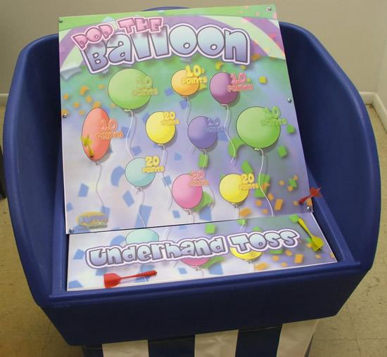 Pop The Balloon