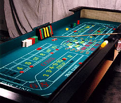 Craps Table - 12 Foot