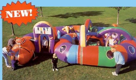 Inflatable Tugger the Tiger