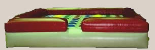Inflatable Twister or Twisted