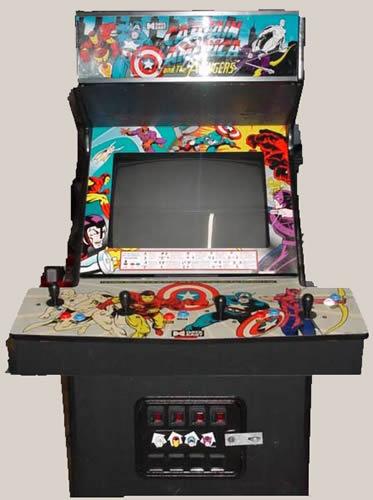 Captain America Video Game