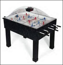 Dome Stick Hockey Table