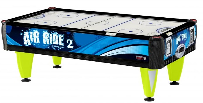 LED Air Hockey Table