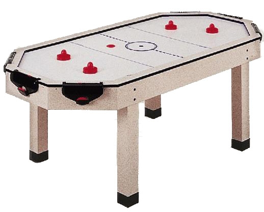Air Hockey - Up to 6 Players