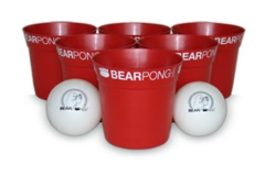 Giant Bear Pong