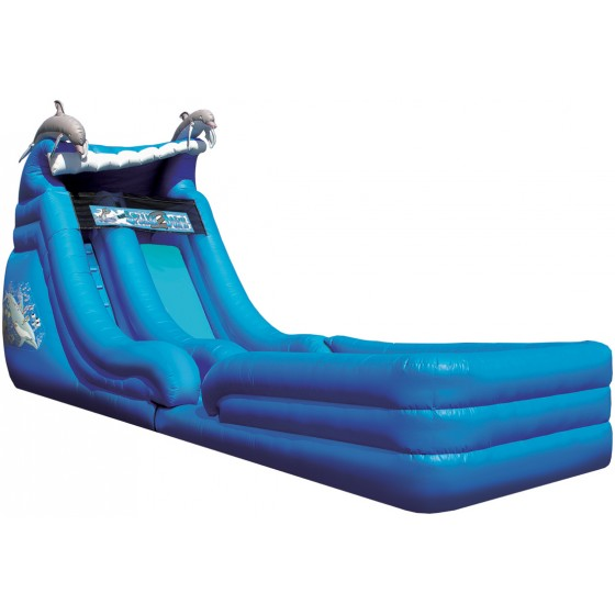 Water Slide - Super Splash Down
